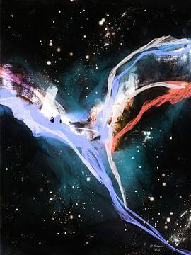 Engel van de nacht van Christine Nöhmeier
