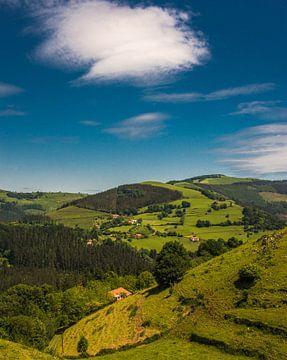 Baskenland von Harrie Muis