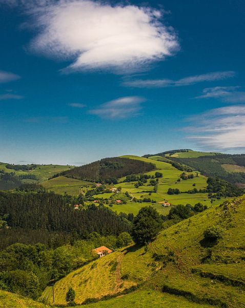 Baskenland van Harrie Muis