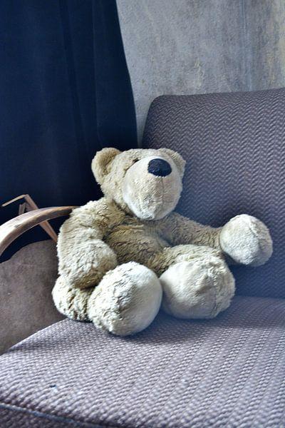 Teddybär van Mathias Kuhn