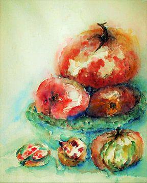 Tropische Früchte. von Ineke de Rijk