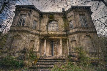 Urbex - Chateau sur Angelique Brunas