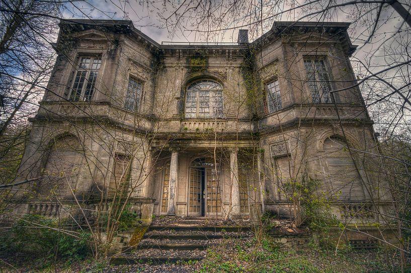 Urbex - Chateau van Angelique Brunas