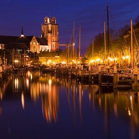 Grote Kerk Dordrecht van Frank Peters