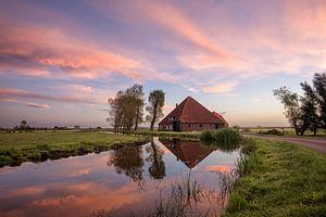 Nederlandse boerderij van