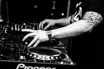 DJ macht es zur Party von Marcel Runhart