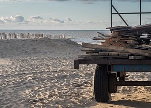 Bouwen voor het strandseizoen