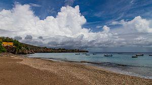 Playa Grandi, Curaçao van Willemke de Bruin