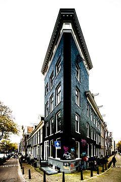 Grachtenhuis Amsterdam Prinsengracht van Marcel Willems