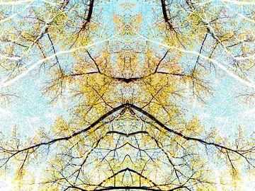 Frühlingswald #6 von Leopold Brix