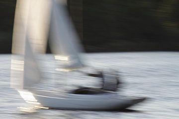 The dream of sailing 2 van Marc Heiligenstein
