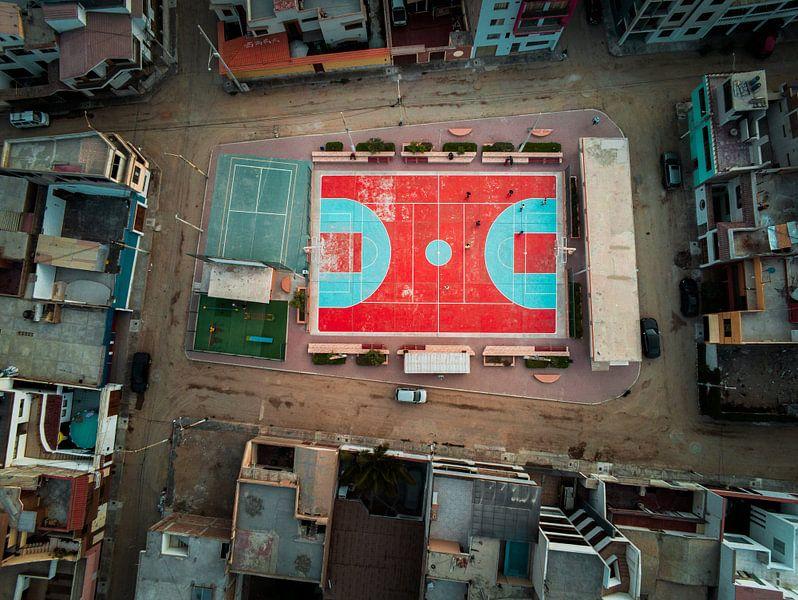 Sportfeld von Nizam Ergil