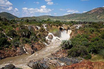 Epupa watervallen  von Jan van Reij