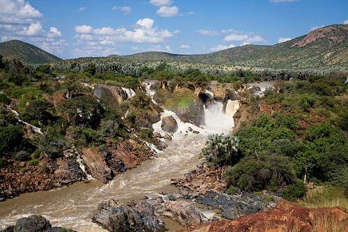 Epupa watervallen  van