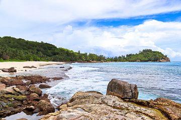 Traumhafter Stand auf den Seychellen von MPfoto71