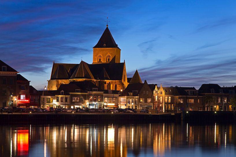 Mariakerk te Kampen van Anton de Zeeuw