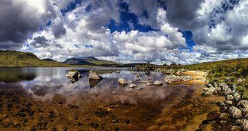 Rannoch Moor Panorama von Em We