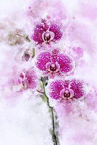 Bloemen15 van Silvia Creemers