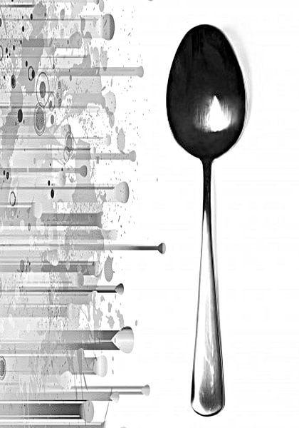 Spoon van PictureWork - Digital artist