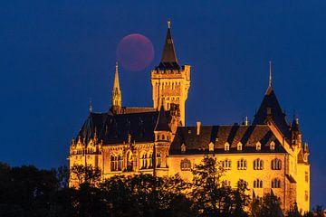 Blutmond und Schloss Wernigerode sur Oliver Henze