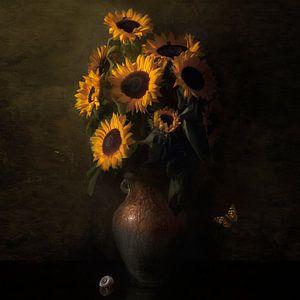 Royal Zonnebloem ode aan Vincent van Gogh