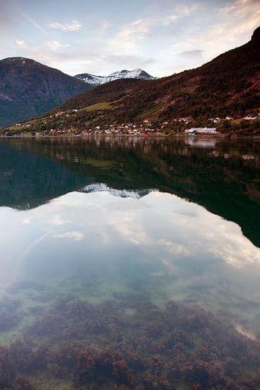 Van water tot bergtop Noorwegen