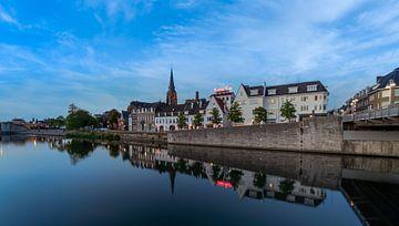 Skyline Maastricht 2020. van Danny Bartels