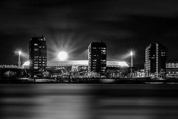 Stadion De Kuip - Feyenoord von Vincent Fennis