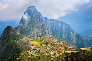 Machu Picchu, Peru von Henk Meijer Photography