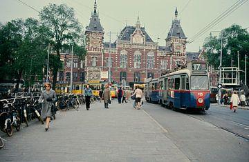 Tram 17 sur Jaap Ros