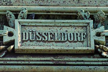 Düsseldorf is een levenshouding! van Christian Feldhaar