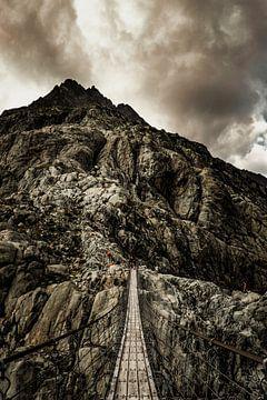 Triftbrücke - die Erfahrung von Tom Paquay