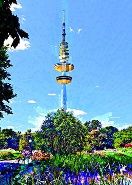 Heinrich-Hertz-Turm von Leopold Brix