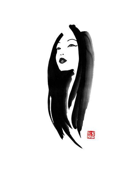 geisha van philippe imbert