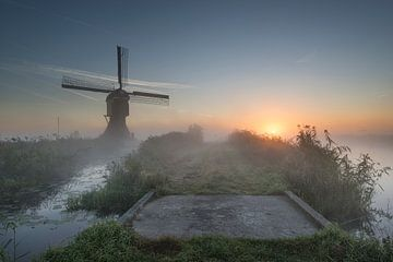 Dutch Sunrise sur Raoul Baart