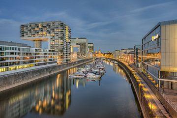 Rheinauhafen Köln von Michael Valjak