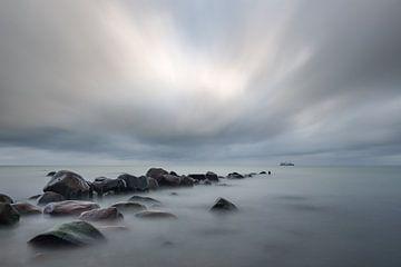 Rustige Oostzee van Salke Hartung