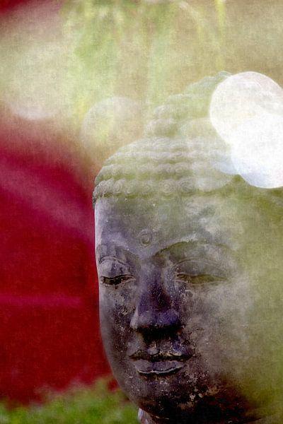 Head of Buddha van MR OPPX