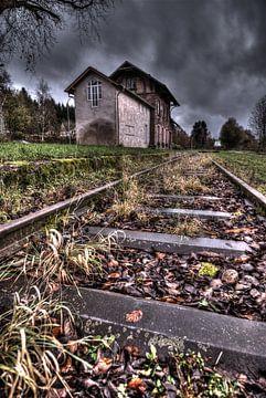 Abandoned station van Björn Massuger