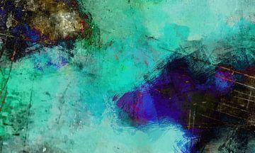 Turquoise van Hermann Greiling