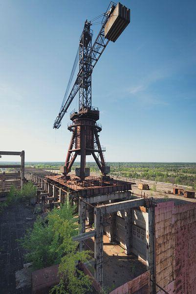 Bouwplaats Reactor Tsjernobyl