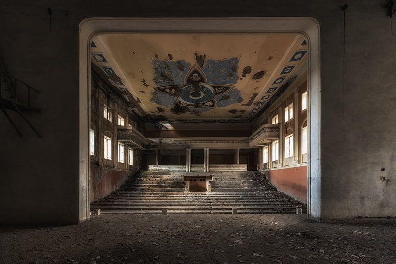 Verlassenes Theater von Maikel Brands