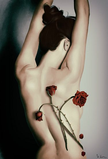 Rosegarden von Kim Verhoef