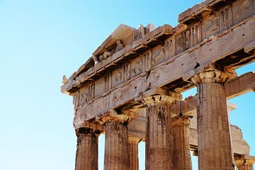 Acropolis Athene von Sander Vlug