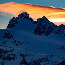 Hoher Dachstein - Stiermarken - Oostenrijk van Felina Photography