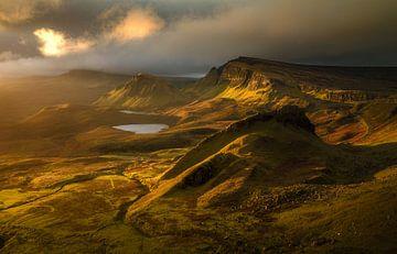 Isle of Skye Schottland von Tim Kreike