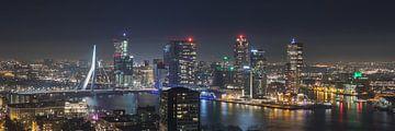 La vue sur les toits de la ville sur MS Fotografie | Marc van der Stelt