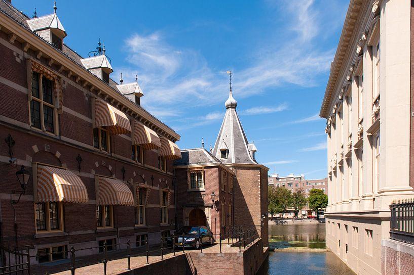 Den Haag torentje van Brian Morgan