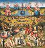 Schilderij Tuin der Lusten - Jheronimus Bosch van Schilderijen Nu thumbnail
