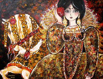 Moonafarid von Leila Chouban